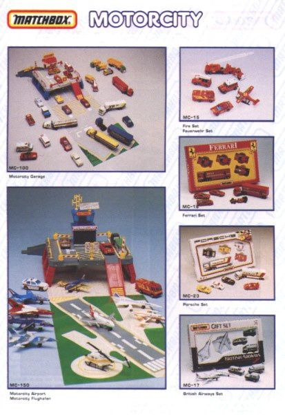 catalogue matchbox annee 1992 s27
