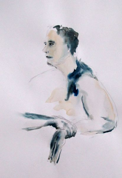 014 aquarelle portrait