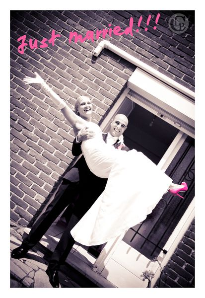 carte just married