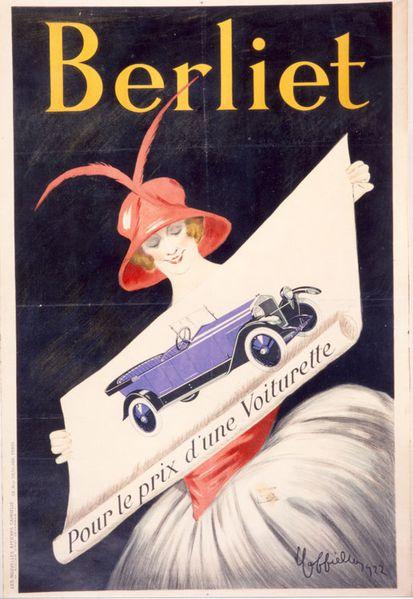 02-affiche-Berliet-par-Cappiello-1922