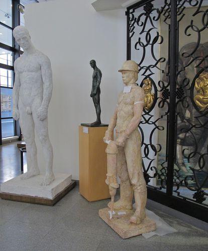 Boulogne MA 30 statue Belmondo 4