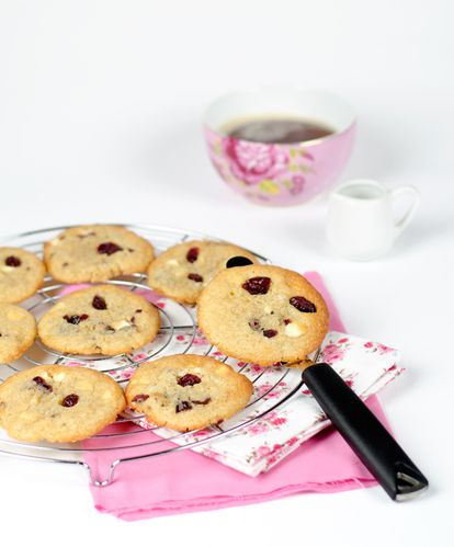 COOKIES-CRANBERRIES
