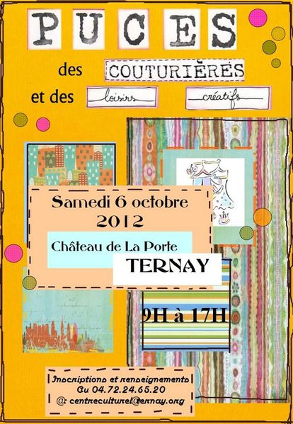 bourse couturiere Ternay