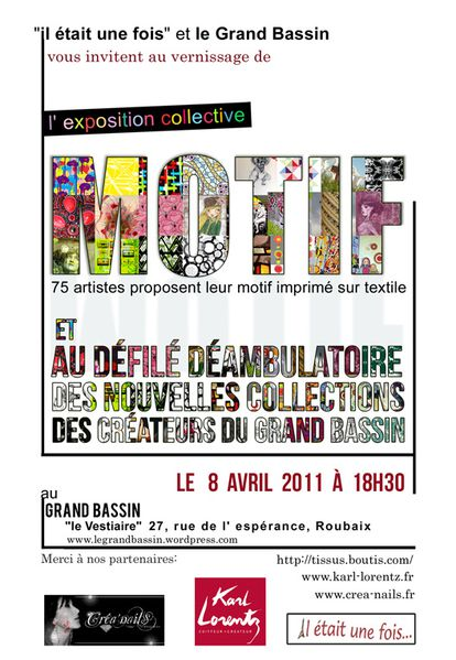 vernissage expo motif blog
