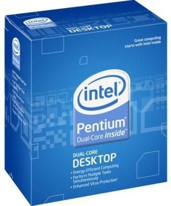 Processeur Intel Pentium Dual Core E5300 pour Devis PC MULTIMEDIA 2