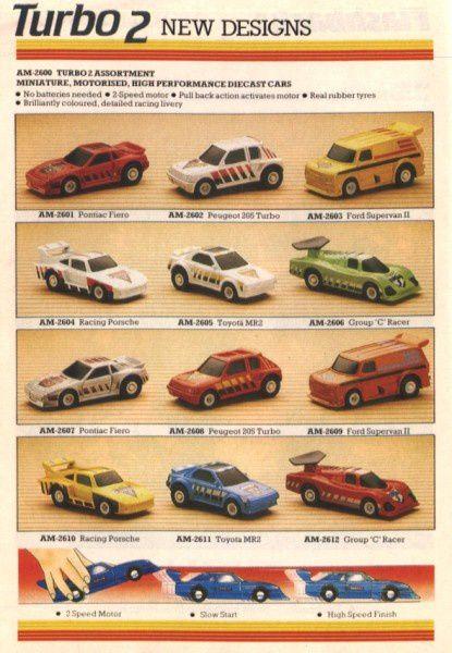 catalogue matchbox 1988 f79