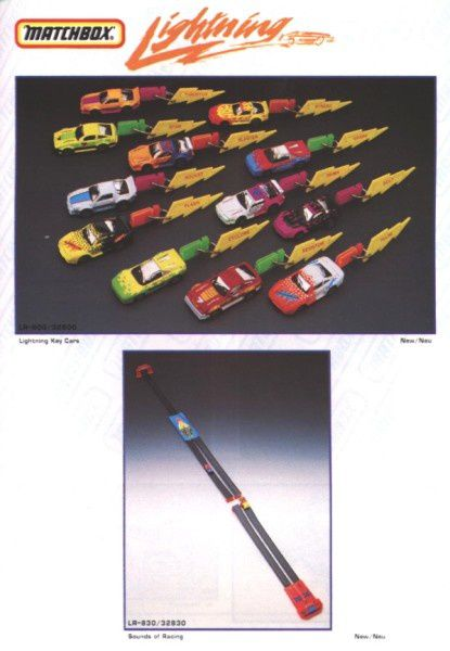 catalogue matchbox annee 1992 s31