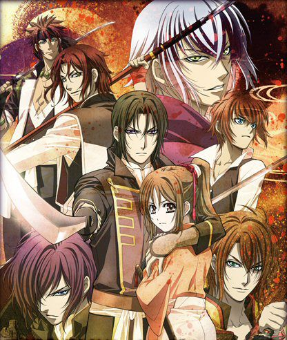 Hakuouki hekketsu roku