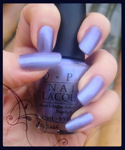 OPI vernis the color to watch