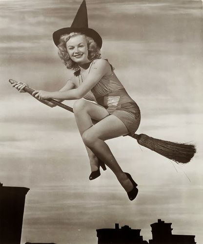 witch June Haver, 1951 (blog)
