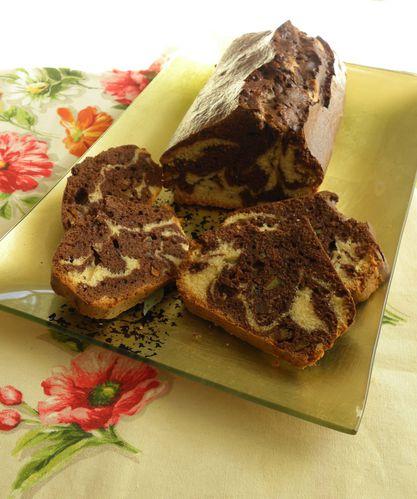 gâteau marbré-1