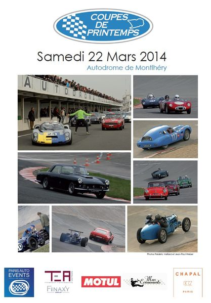 COUPES DE PRINTEMPS - 22 mars