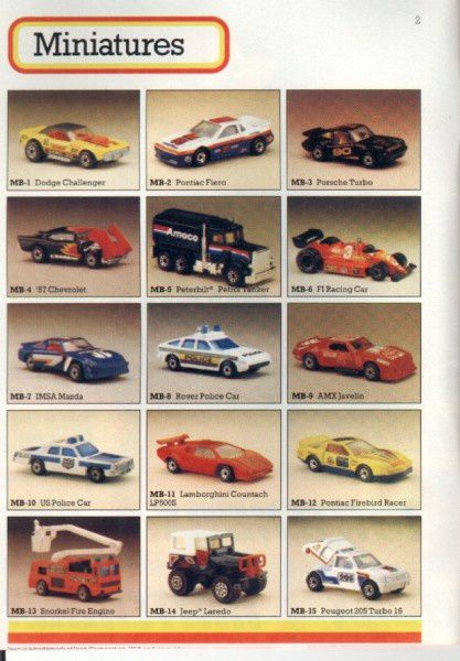 catalogue matchbox 1986 p02