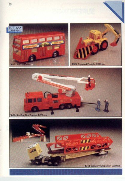 catalogue matchbox 1986 p25