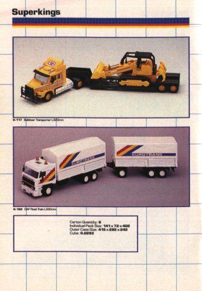 catalogue matchbox annee 1989 t48