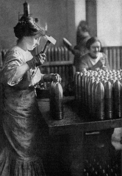 (1917) Usine d'armement de l'Etat français