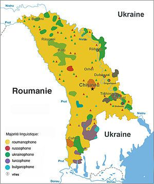Carte-Moldavie-Langues-Voisins-