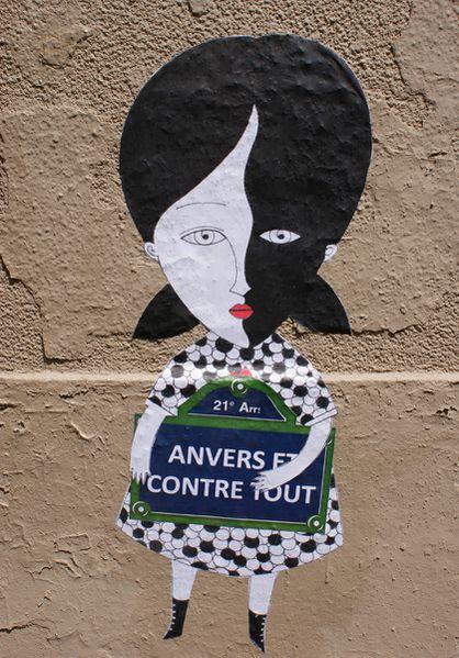 3592 avenue jean Aicard 75011 Paris