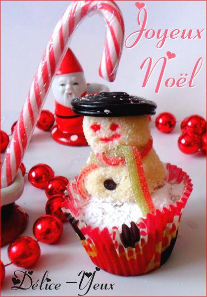 Cupcakes de Noël 2