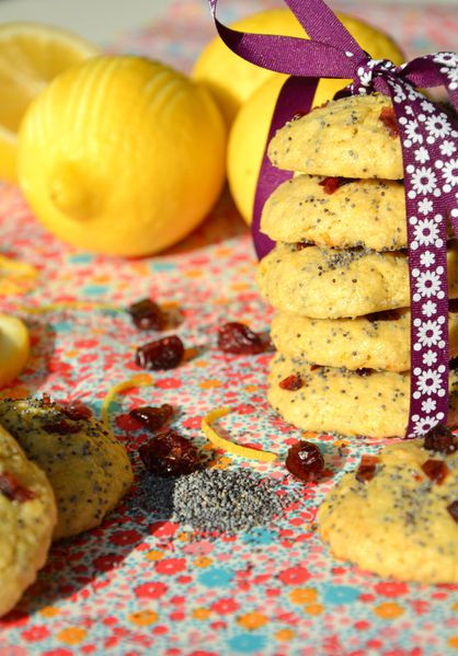 Cookies citron cranberries pavot11
