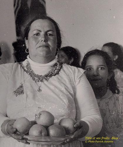 Titis et ses fruits,