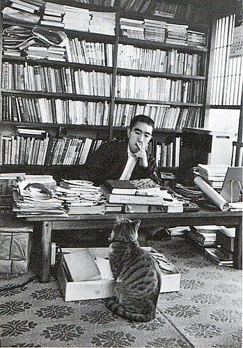 Mishima-et-son-chat.jpg