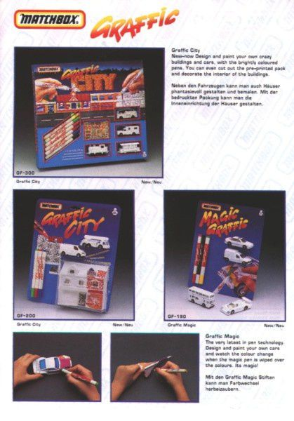 catalogue matchbox annee 1992 s11