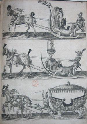 traineau bibli mazarine