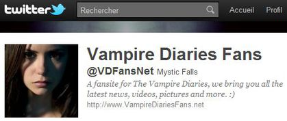 Vampire Diaries Fans follows 'Madonna Fans' World' on Twitter