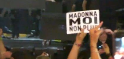 Madonna - MDNA Tour: Riot at L'Olympia in Paris: Preplanned and NOT by Madonna Fans
