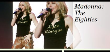 Madonna: The Eighties