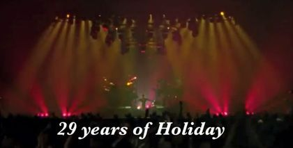 Video: ''Madonna: 29 Years of Holiday'' by TrevvieLand