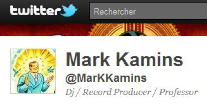 Mark Kamins follows 'Madonna Fans' World' on Twitter