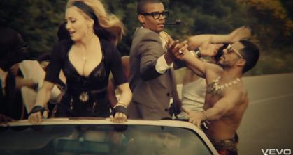 Watch Madonna's new video ''Turn Up The Radio'' (Explicit) from MDNA album