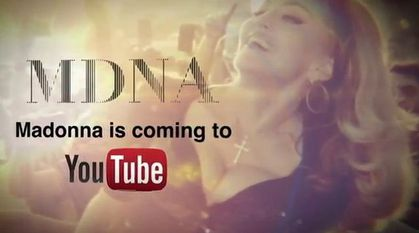 Madonna - MDNA Tour: Link to watch Madonna live at L'Olympia in Paris - July 26, 2012