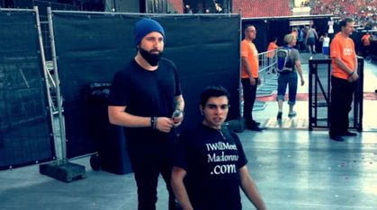 Videos: Fabio is addicted to Madonna