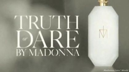 Perfume ''Truth or Dare by Madonna'': Official Commercial