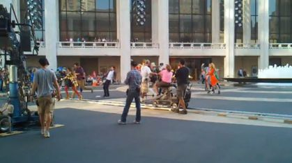 Madonna's ''I Love New York'' in final episode of Glee (2nd season)