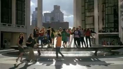 Video: Watch Glee performing Madonna's ''I Love New York''