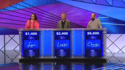 TV Game ''Jeopardy'': ''Born This Way'' mistaken for a Madonna song