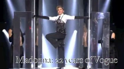 Video: ''Madonna: 22 Years of Vogue'' by TrevvieLand