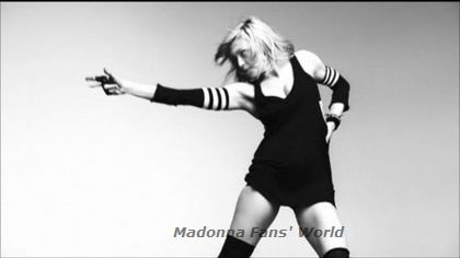 Watch Madonna's new video ''Girl Gone Wild''