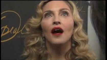 Oprah Winfrey's farewell: Madonna says it's an honor to be near her