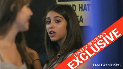 Back to school! Madonna's daughter arrives at LaGuardia HS