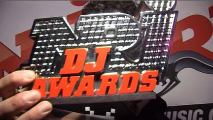 NRJ DJ Awards 2012: Martin Solveig wins ''Best Artistic Collaboration of The Year'' Award with Madonna