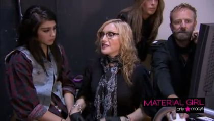 Material Girl - Spring Collection 2011: First pics, video and press