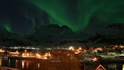 Northern Lights Northern Norway 2