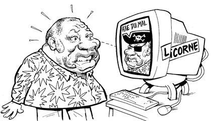 Gbagbo et l'opération Licorne Waga www.legrigriinternational.com