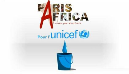 Madonna Fans' World supports 'PARIS AFRICA'
