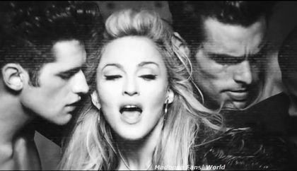 Watch a teaser of Madonna's new video: ''Girl Gone Wild''
